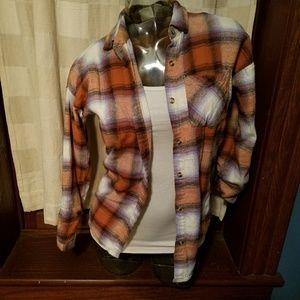 Women's Button Down Flannel